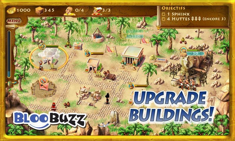 Pyramid Rising- screenshot