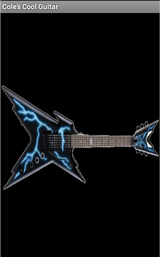 Cole's Cool Guitar