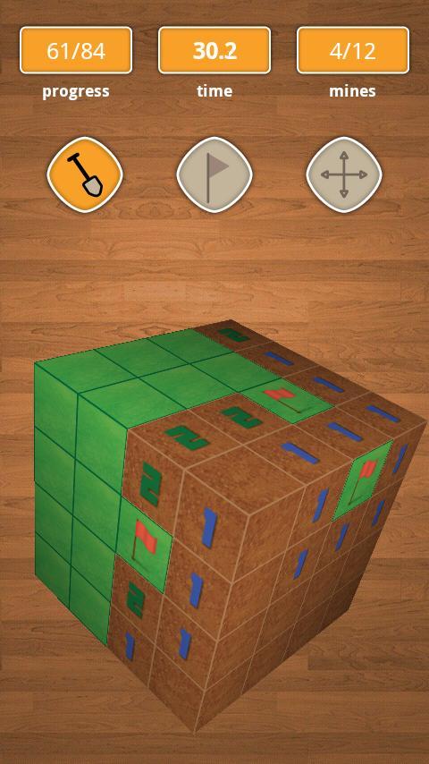 Minesweeper 3D - Premium screenshot #2