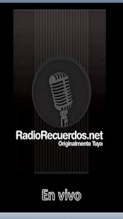 Radio Recuerdos- screenshot thumbnail