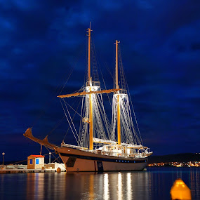by Dalibor Jud - Transportation Boats ( crikvenica, mora,  )