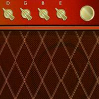 Screenshot of Electric Guitar Tuner