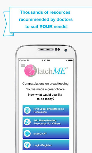 latchME - breastfeed easier