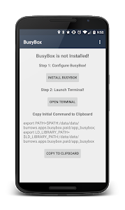 BusyBox Install Pro (No Root) v3.42