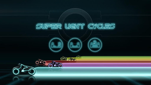 Super Light Cycles +