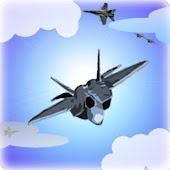 Micro Paper Plane Jets
