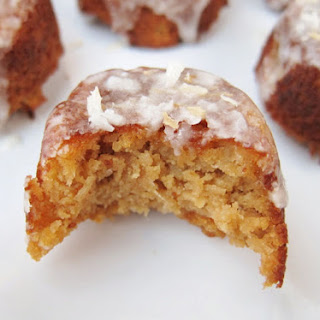 Little Coconut Cakes.