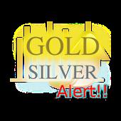 Gold & Silver Metal Alert!!