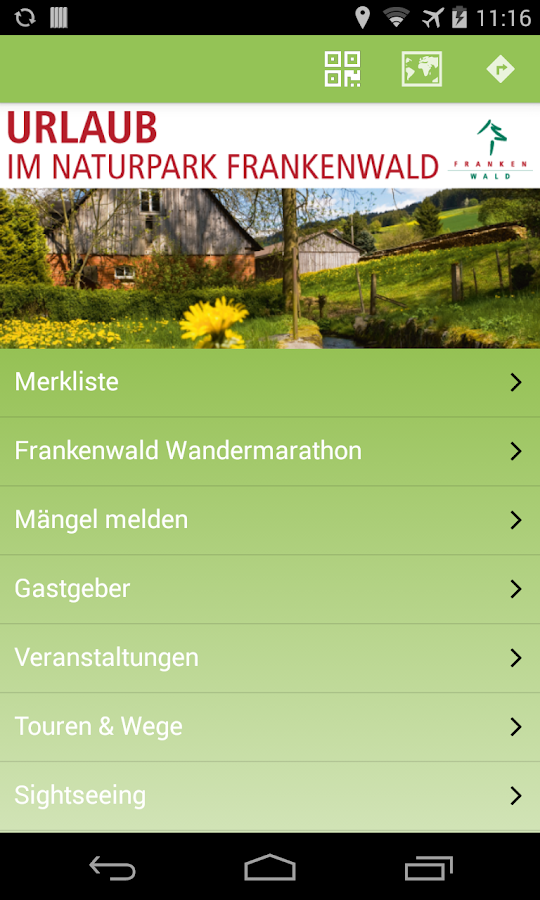 FRANKENWALD - screenshot