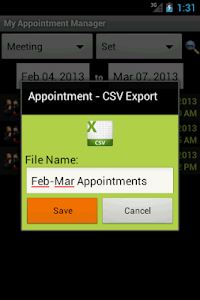 My Appointment Manager screenshot 5