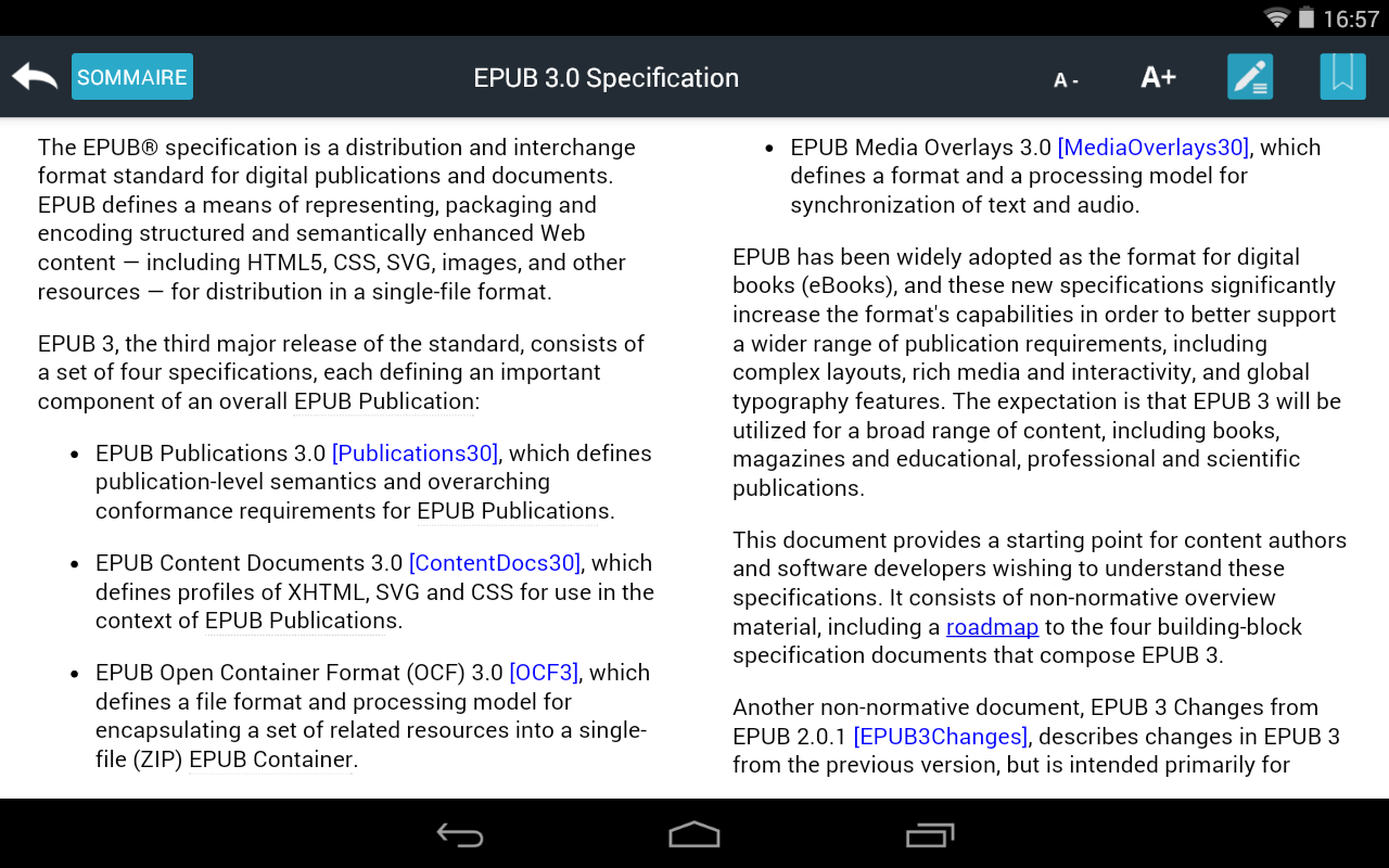 Jouve Digital Publishing- screenshot
