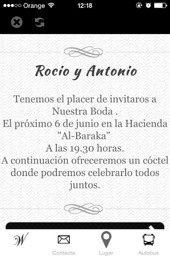 RocioyAntonio