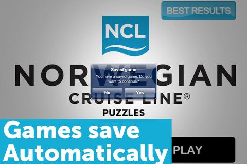 Norwegian Puzzles - screenshot