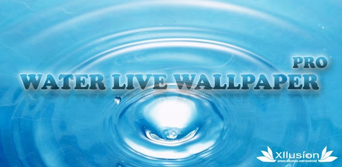 Water Pro Live Wallpaper apk