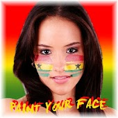 Paint your face Ghana