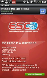 ESC Radio- screenshot thumbnail