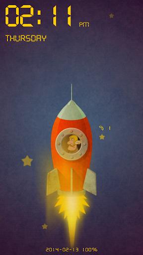 Rocket Doctor Live LockerTheme
