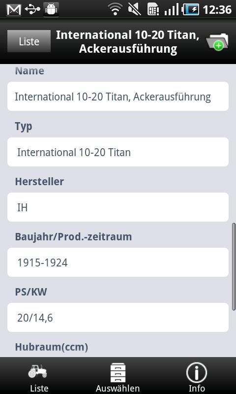 1000 Traktoren aus aller Welt- screenshot