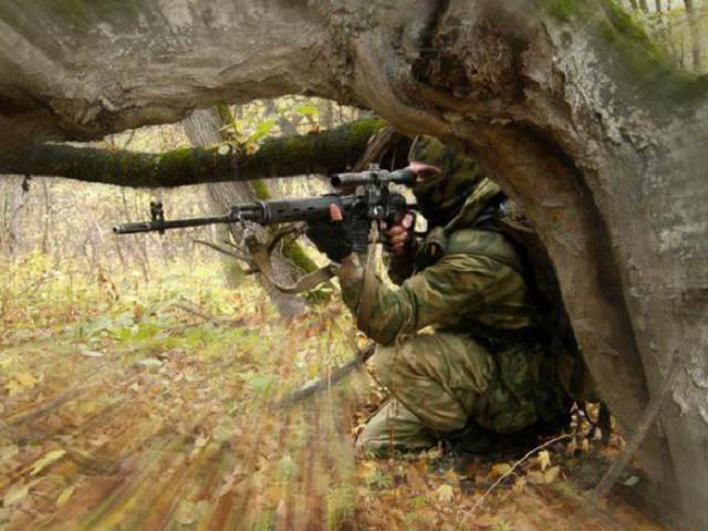 Sniper SVD- screenshot