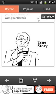 Rage Comics :) - screenshot thumbnail