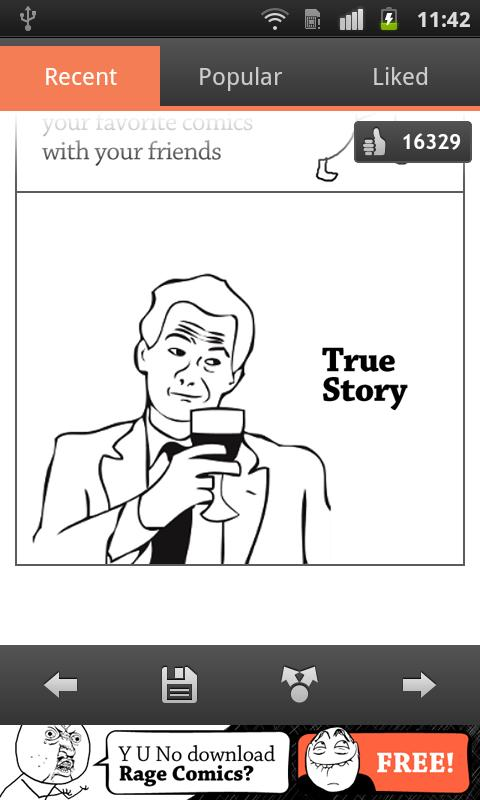 Rage Comics :) - screenshot
