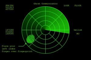 Screenshot of Ghost Communicator FREE Radar