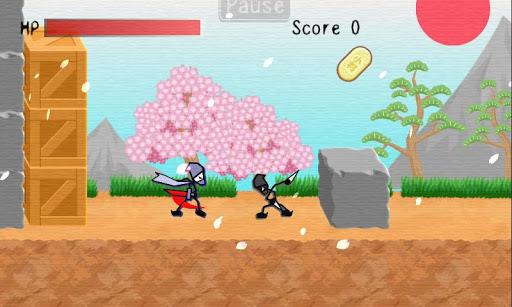 Blue Ninja: Jump Slash Revenge