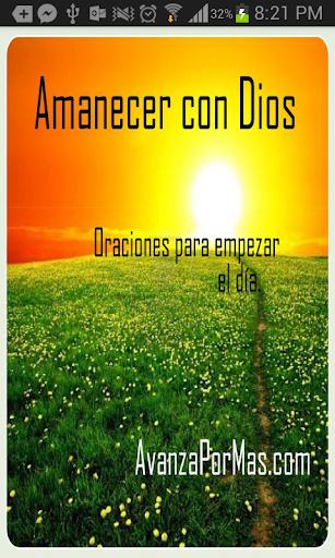 Un amanecer con Dios