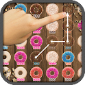 Donut Swipe Match Three Puzzle icon