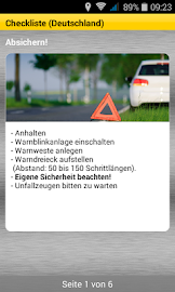 ADAC Pannenhilfe Screenshot 5