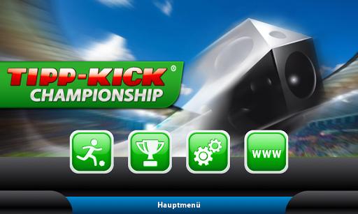 TIPP-KICK Championship FREE