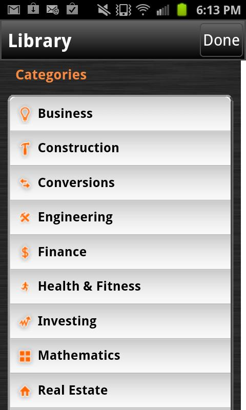 Powerone Finance Calculator  Android Apps On Google Play