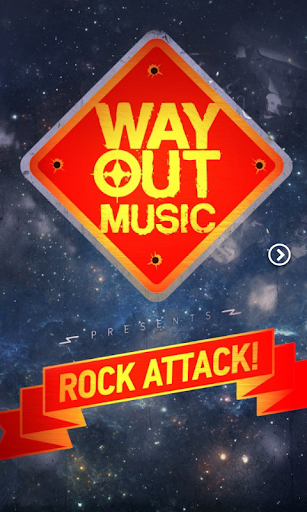 Way-Out Music - Rock Attack