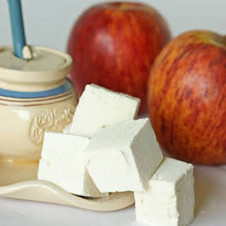 Apple and Honey Marshmallows.