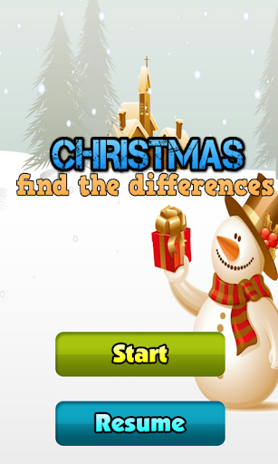 【免費解謎App】Christmas find differences-APP點子