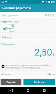 MEO Wallet- screenshot thumbnail