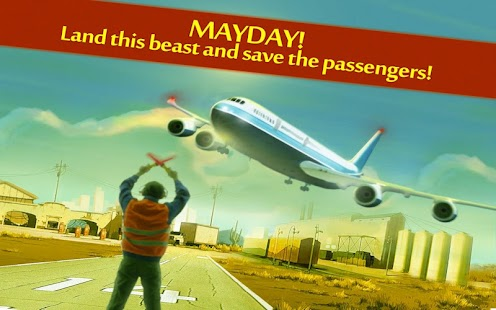 MAYDAY! Emergency Landing - screenshot thumbnail