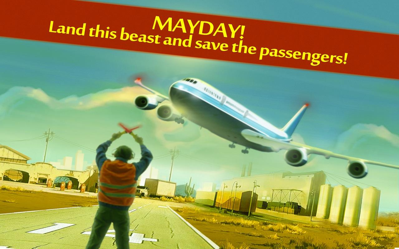 MAYDAY! Emergency Landing - screenshot
