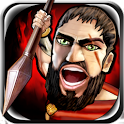Spartans vs Zombies defense icon