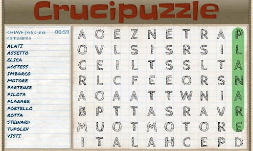 Crucipuzzle - screenshot thumbnail