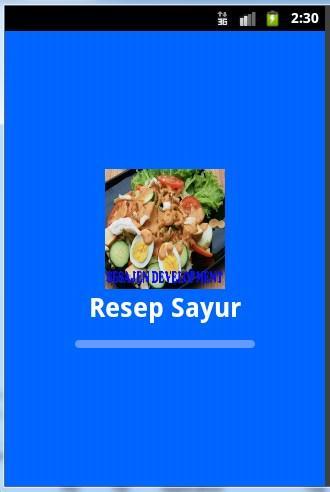 Aneka Resep Sayur
