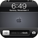 iPhone lock Screen Theme