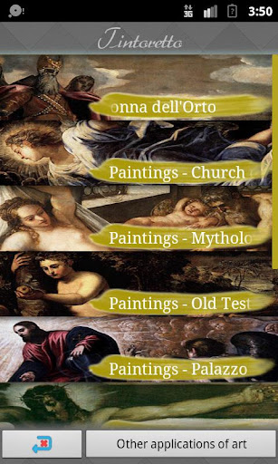 Tintoretto - Art Wallpapers