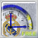 Real Madrid FC Clock Widget icon