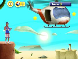Screenshot of Globetrotter Trick Shots