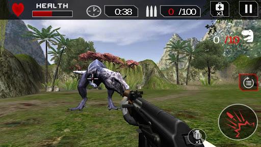 玩動作App 恐龙 狩猎: 猎人: Dinosaur Hunter 3D免費 APP試玩