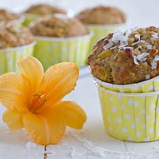 Mango Coconut Muffins.