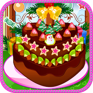 Download Decoration Of Cake : Download Christmas Cake Decoration for PC