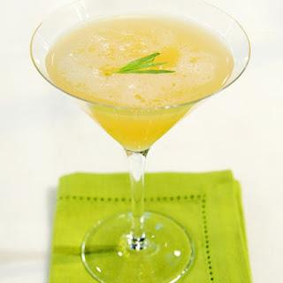 White Mischief Cocktail.