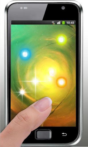 【免費個人化App】Galaxy Deep live wallpaper-APP點子
